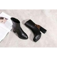 Lv專柜新款短靴 簡單百搭款