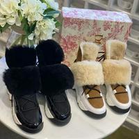 迪奧Dior雪地靴