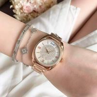 迪奥-Dior满天星女士腕表 金壳+20
