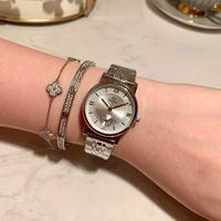 欧米茄-OMEGA女士腕表 金+20 钢带+20
