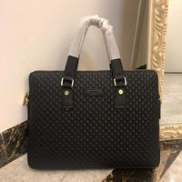 最新款Gucci 古奇 男士手提斜跨  公文包