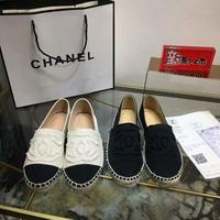 CHANEL 香奈儿 渔夫鞋
