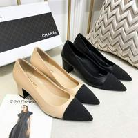 新款香奈儿Chanel 单鞋