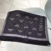 Armani阿瑪尼原單出口尾貨招牌男款圍巾