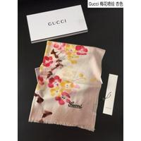 Gucci秋冬最新款 專柜同步爆款 梅花圖案