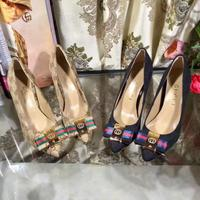 【长期有货】专柜同款 古奇GUCCI 经典时尚单鞋