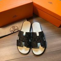 Hermes爱马仕 精品香港专柜同步经典拖鞋