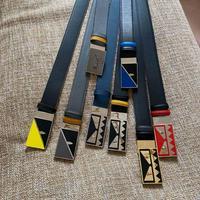 Fendi 芬迪 原单品质20年款芬笛男士双面腰带