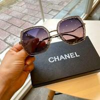 新款Chanel香奈儿潮牌偏光太阳眼镜