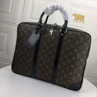 原版货Louis Vuitton 路易威登 LV 公文包