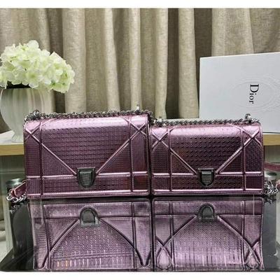 Christian Dior 迪奥 藤格纹系列 原版皮 大号+20批发