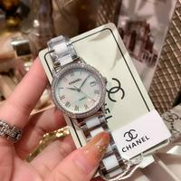 香奈儿-CHANEL女士腕表 玫瑰金+20