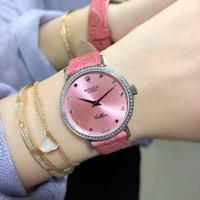 实拍劳力士2020新品女性腕表高级腕表ROLEX 白光 玫瑰金➕50.钻➕50.