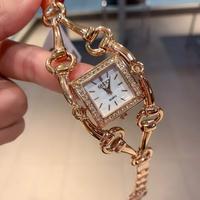 圈钻. 古驰-Gucci工艺珠宝系列女士腕表