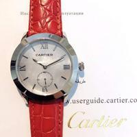 卡地亚-CARTIER全新女士腕表 金壳+20 钻+40