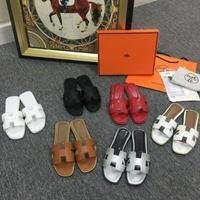 Hermes愛馬仕早春爆款大象紋系列拖鞋
