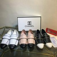 香奈儿Chanel 新款乐福鞋平底单鞋