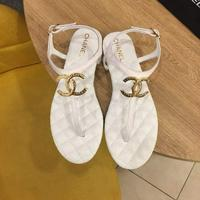 Chanel 2020香奈兒 最新爆款單鞋 延續經典小香特色走量