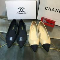 CHANEL香奈儿 单鞋-经典 平底单鞋
