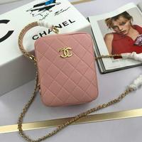 Chanel 香奈儿 2020年新款女包双C标