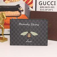 新款Gucci古奇❤专柜同步男士手包原版