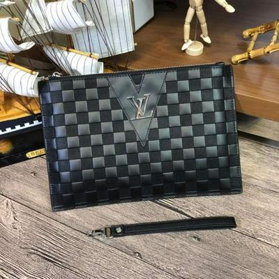 新款LV Louis Vuitton 路易威登 专柜最新爆款男士手包批发