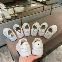 Valentino华伦天奴 小白鞋万年经典休闲运动鞋 爆版情侣款 男款+20