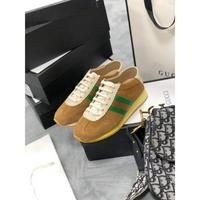GUCCI 古驰 独家爆款出炉风格女休闲鞋 女款