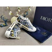 專柜Dior(迪奧)2020春夏新款  情侶款 低幫