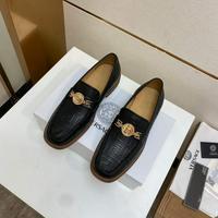 Versace范思哲..皮鞋鞋型与专柜-致