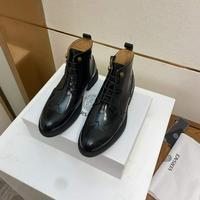 范思哲Versace 皮鞋原版套楦鞋型与专柜一致