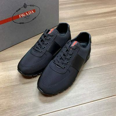 Prada 普拉达 顶级版本原版套楦鞋型与专柜-致批发