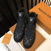 LV Louis Vuitton 路易威登  新款高帮男鞋