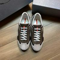 Prada 普拉达顶级版本原版套楦鞋型与专柜-致