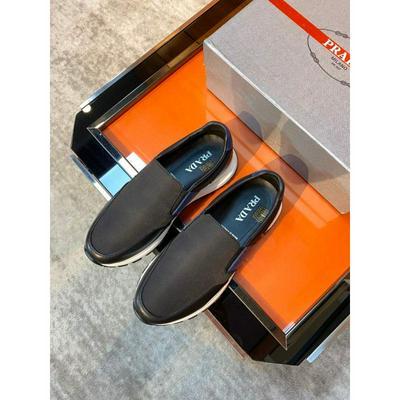 Prada 普拉達 頂級版本原版套楦鞋型與專柜-致批發