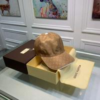 LV路易威登新款帽子原单棒球帽暗纹印花专柜
