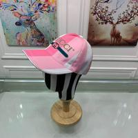 Gucci(古奇)新款帽子原单棒球帽丝印lo