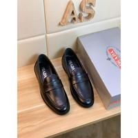 普拉达PRADA官网最新款休闲时尚男鞋爆款版型简洁大气