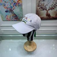 Prada(普拉达)新款帽子原单棒球帽印字l