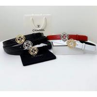 Chanel 香奈儿 原单品质配C香家女士时尚款 宽3.0cm
