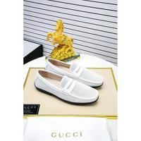 GUCCI 古驰 官网男士豆豆鞋更新香港专柜同步新款