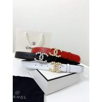 Chanel 香奈儿 C香家女士时尚款宽3.0cm