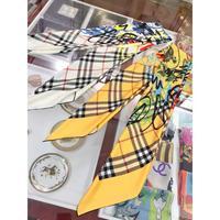 BURBERRY官网最新款丝巾围巾