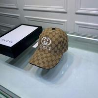Gucci(古奇)新款帽子原单棒球帽GUCC
