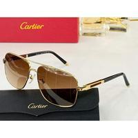 Cartier(卡地亚)男士方形眼镜