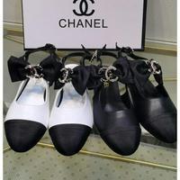 CHANEL香奈儿 2021早春新款复古单鞋