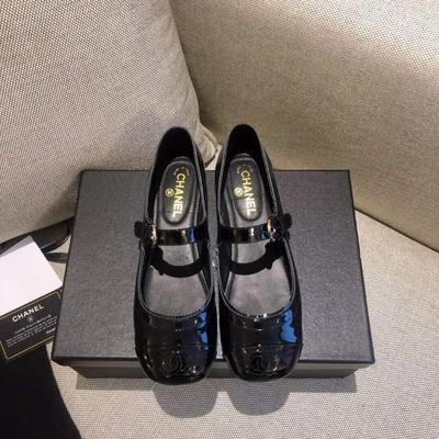 香奈儿 上新2021早春度假系列CHANEL香奈儿新款 复古玛丽珍 跳舞单鞋批发