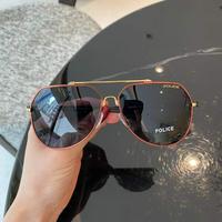保时捷偏光金属男款眼镜太阳镜️️材质