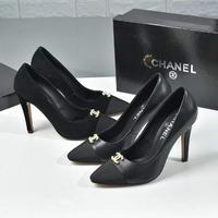 香奈儿Chanel 春秋新款 单鞋