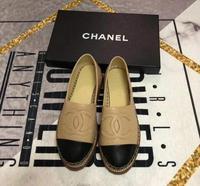 香奈儿 2021新Chanel顶级版 渔夫鞋 厚底